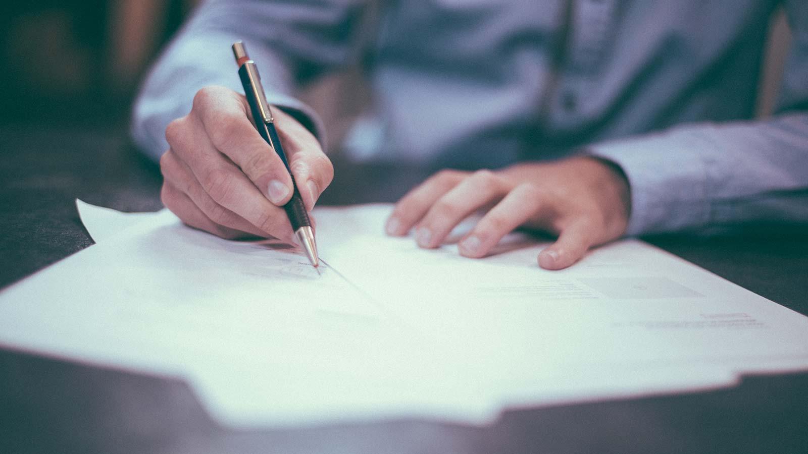 Sobre la firma